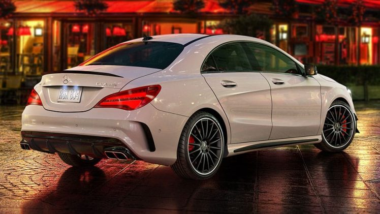 Cla coupe er for nice