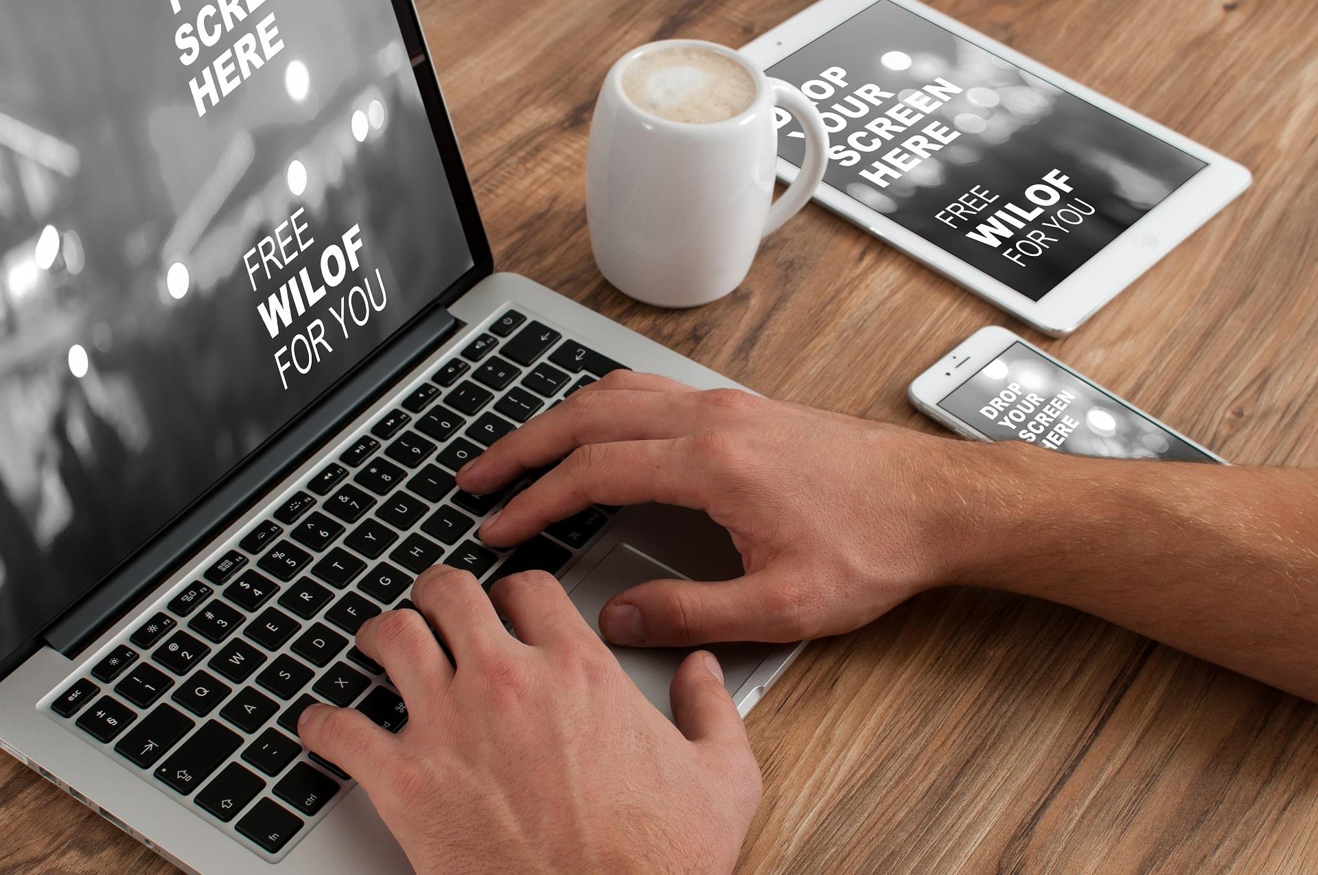 Et godt webbureau er noget man kan bruge