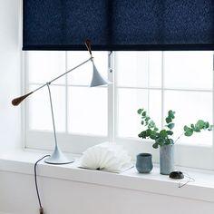 Det kan være at du mangler gardiner?