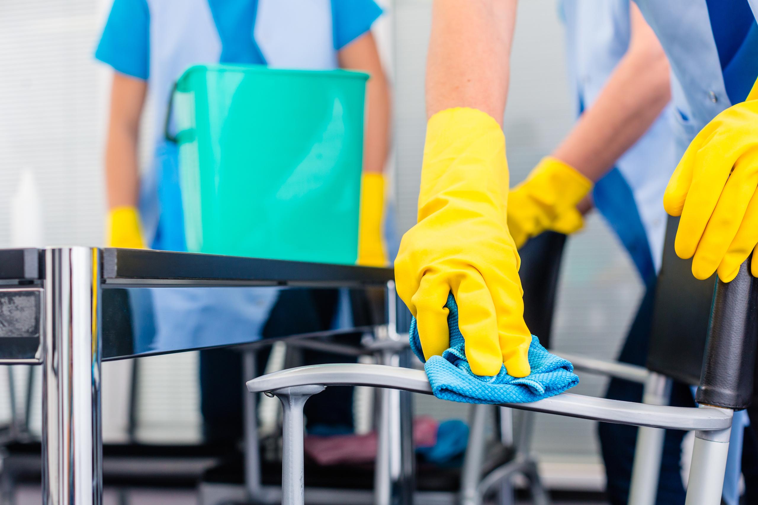Sparvath rengøring til Private i Herlev